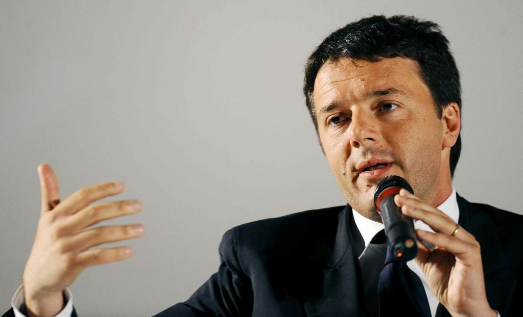 ASSEMBLEA 2012 DI CONFINDUSTRIA FIRENZE CON GIORGIO SQUINZI E MATTEO RENZI