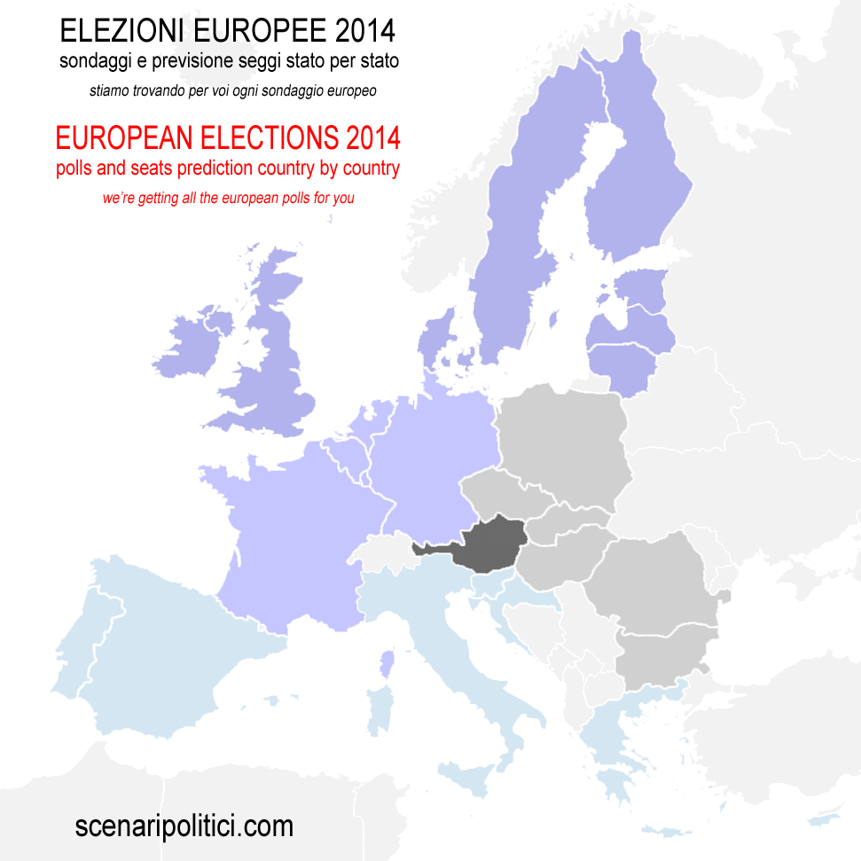 austria european elections 2014