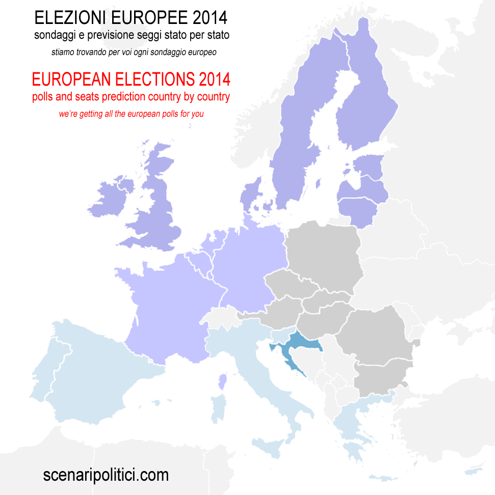 CROATIA European Elections 2014