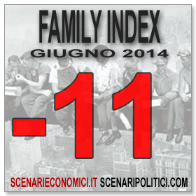 FAMILY INDEX 10 giugno