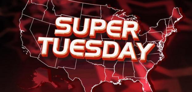 SUPER TUESDAY - PRIMARIE U.S.A. - LIVE