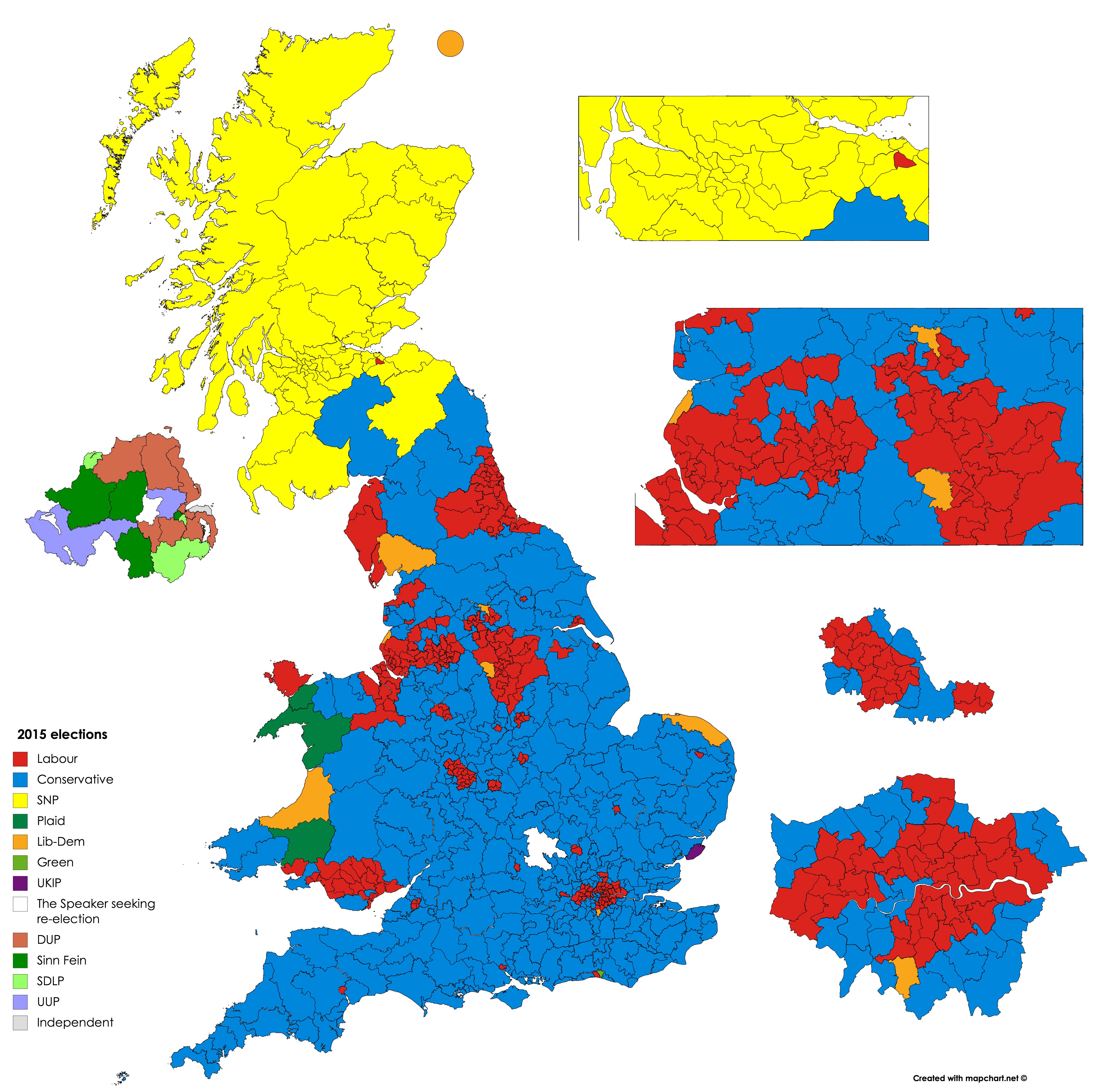 British General Election 2015