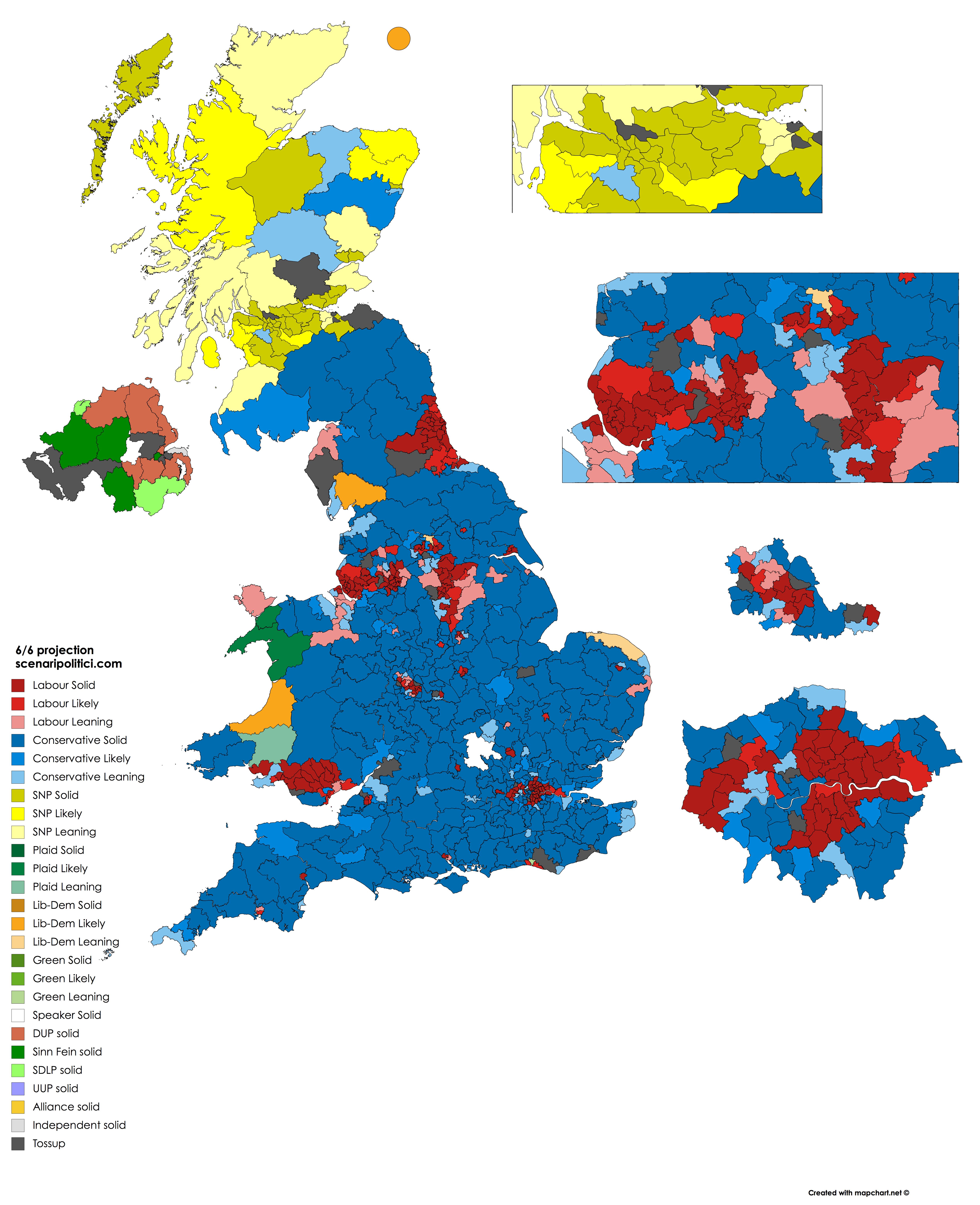 UK General Election 2017 – 6 June