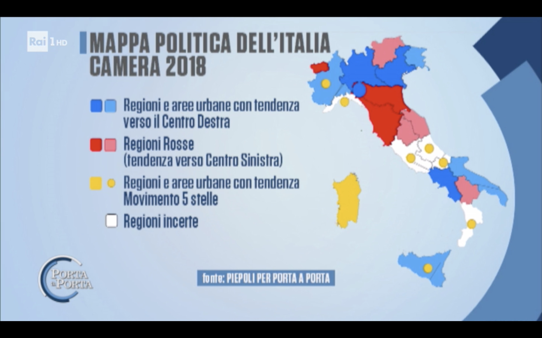Sondaggio Euromedia Research & Piepoli (1 Febbraio 2018)