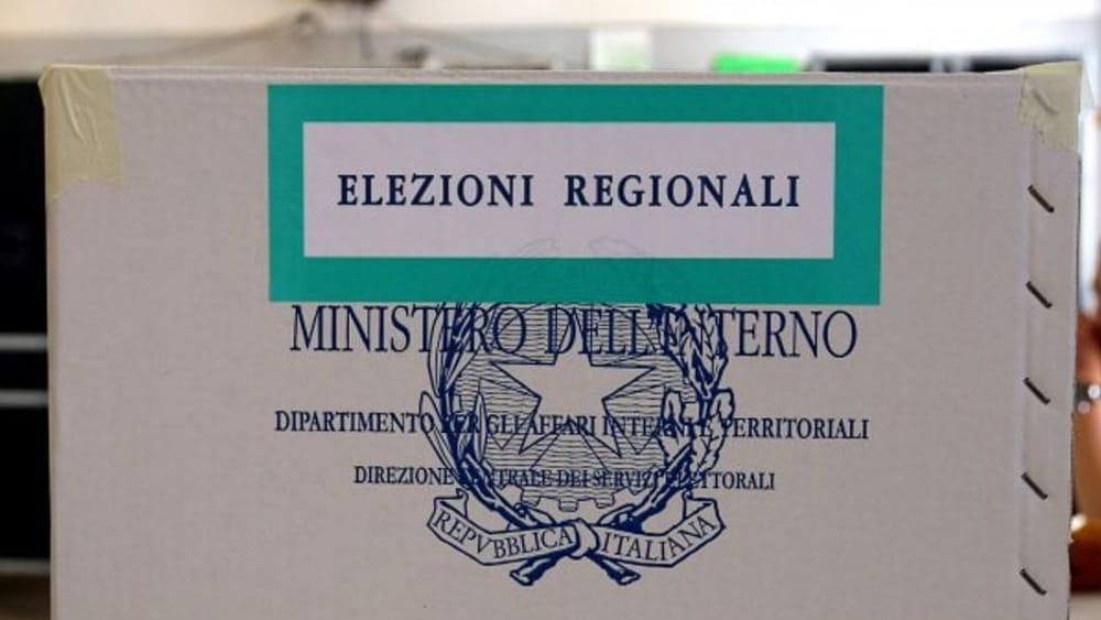 LIVE: ELEZIONI REGIONALI 2020 - Spoglio dei voti